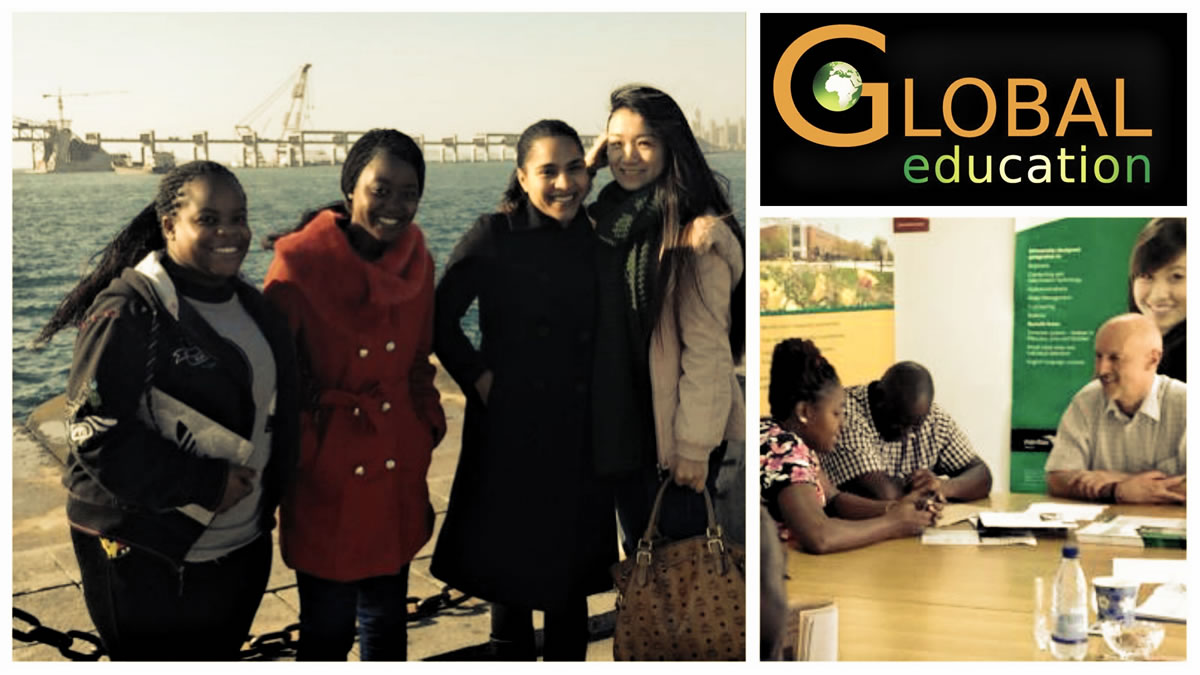 The Studying Abroad experience with Global Education