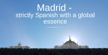 Madrid - strictly Spanish with a global essence - image copyright BreakingStereotypes.org