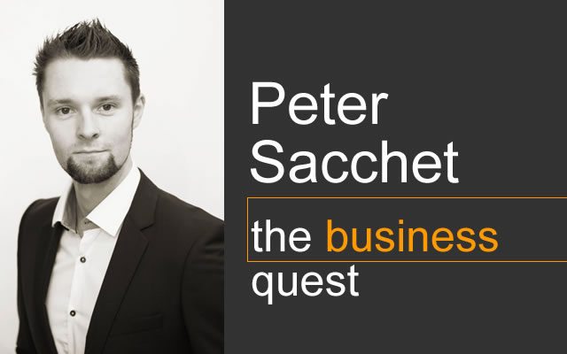 Peter Sacchet: the business quest for global technology solutions