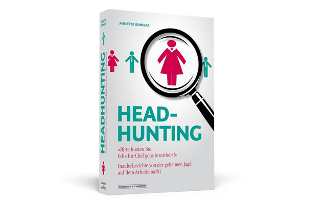 Conversations with a Headhunter - a career starter pack with Annette Kinnear