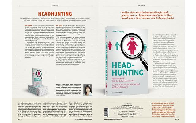 Conversations with a Headhunter - creating a curriculum vitae (CV) or résumé on steroids with Annette Kinnear