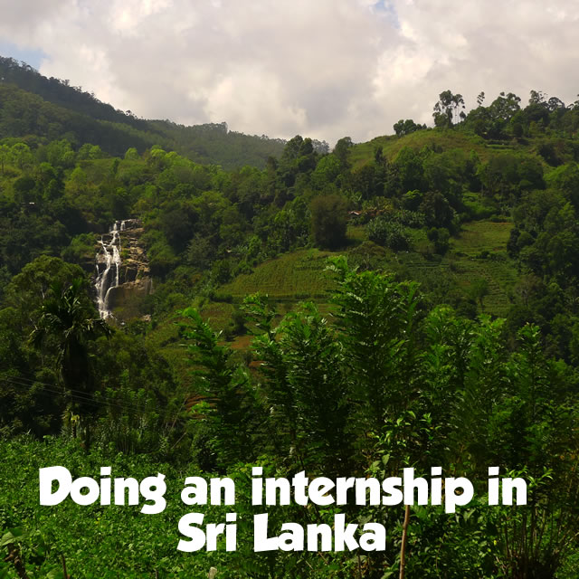 Exploring options, practical experience, research, and doing a legal Internship in Sri Lanka!
