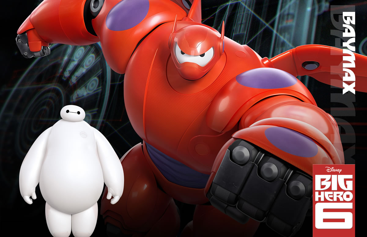 Big Hero 6 - © 2014 Disney. All Rights Reserved.