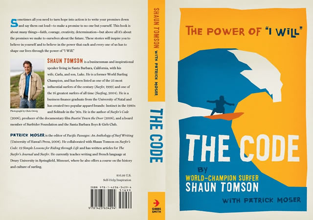 The Code by Shaun Tomson