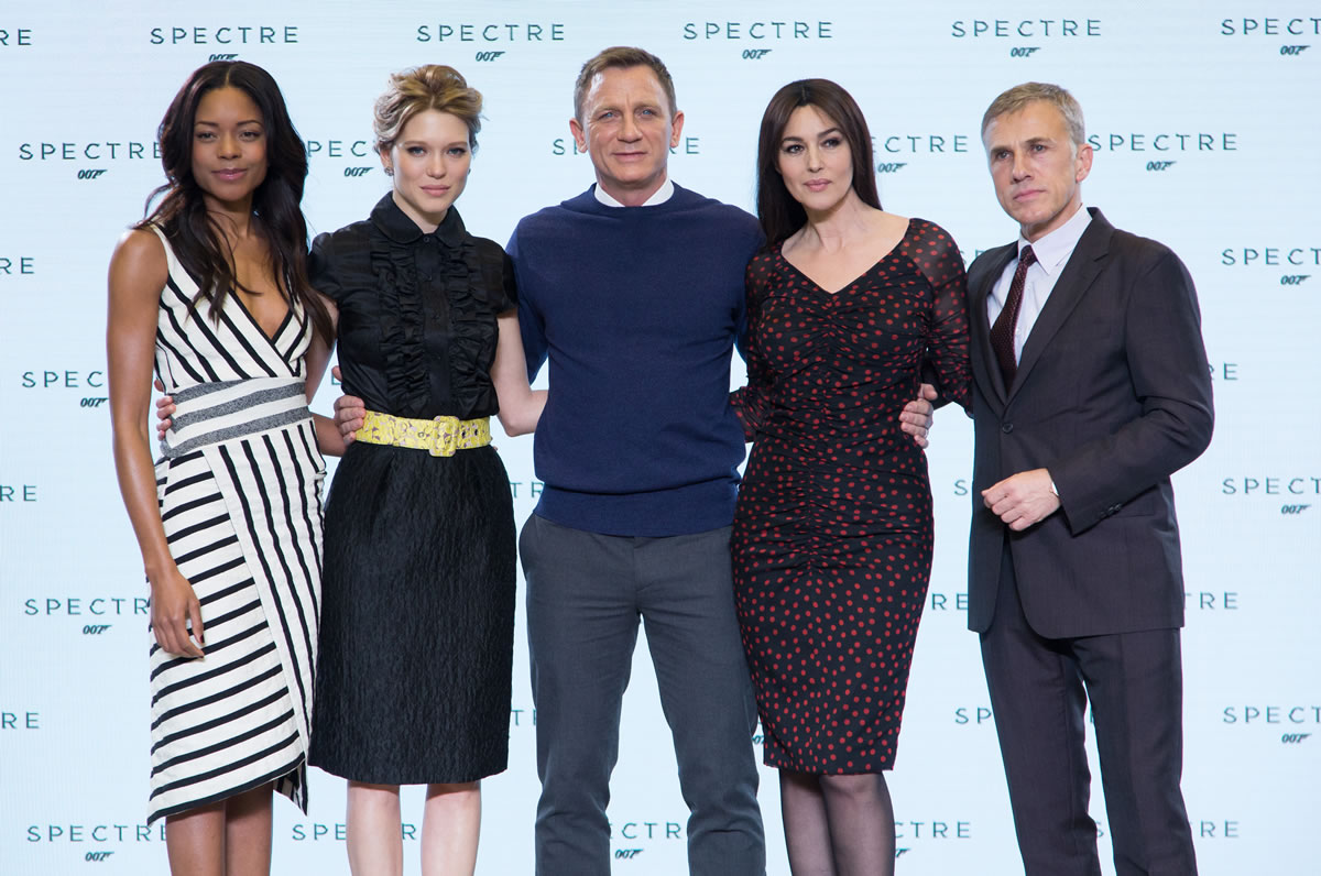 The latest James Bond adventure is on its way in 2015 Image Credit: Eon Productions, Metro-Goldwyn-Mayer and Sony Pictures Entertainment announce the 24th James Bond adventure