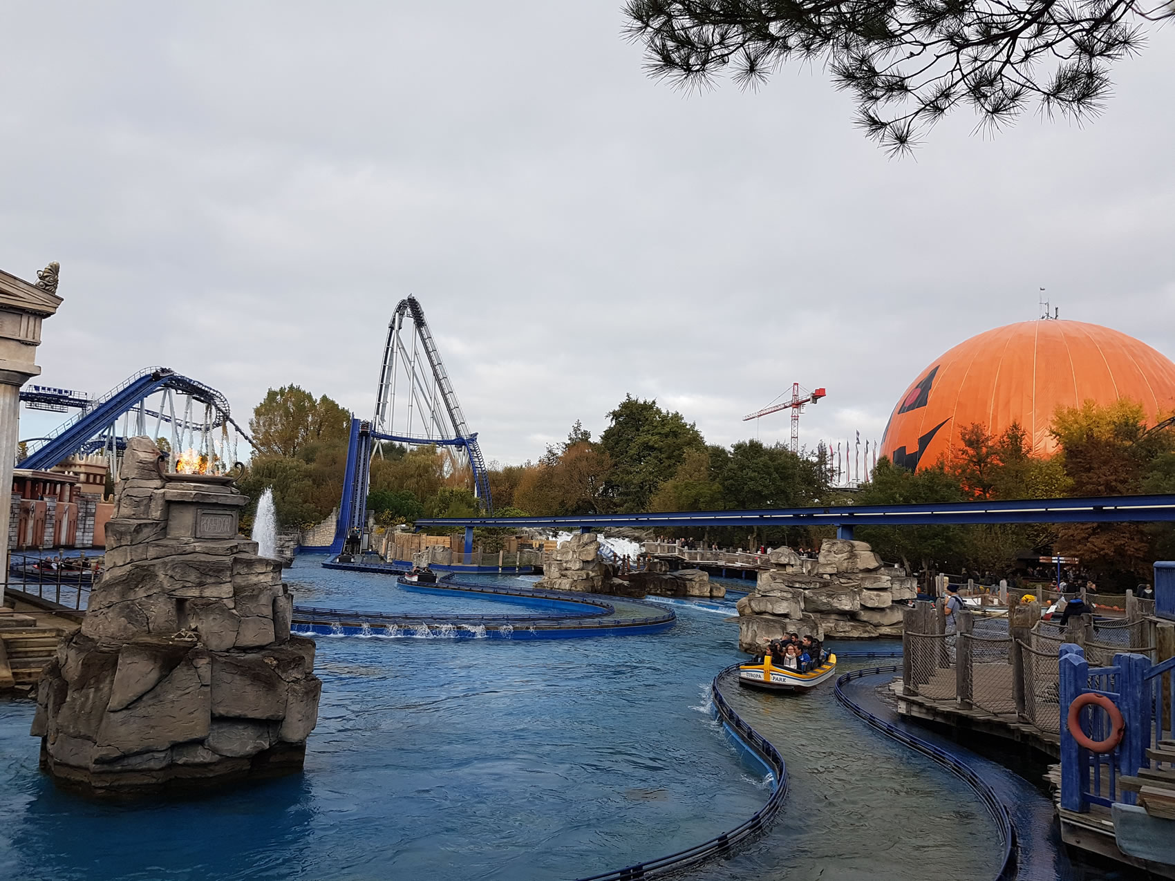 Europa-Park: The adventure, the excitement and the pumpkins - Image Credit BreakingStereotypes.org