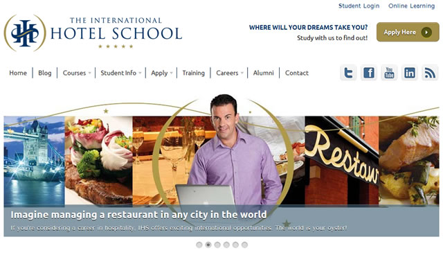 The International Hotel School