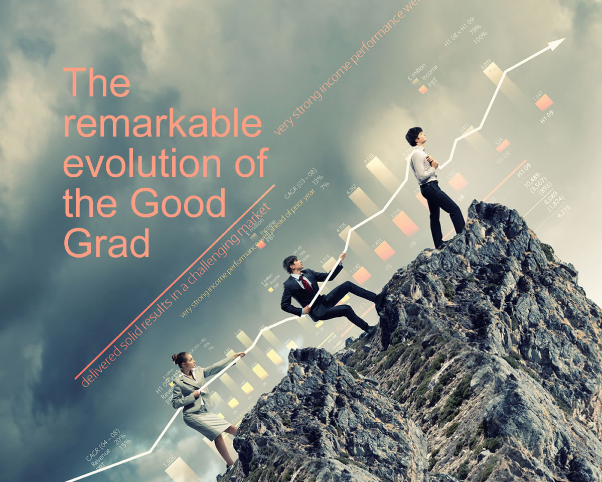 That competitive edge: The evolution of the good grad **Image credit: Shutterstock, Inc © Sergey Nivens