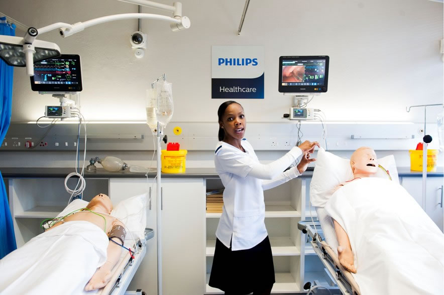 Philips and the University of Johannesburg (UJ) inaugurate high-tech Medical Simulation Lab to support clinical education and training