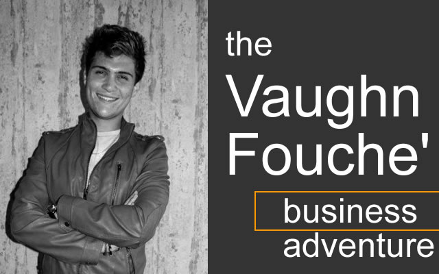Vaughn Fouche': The magical business of turning cupcakes into soap