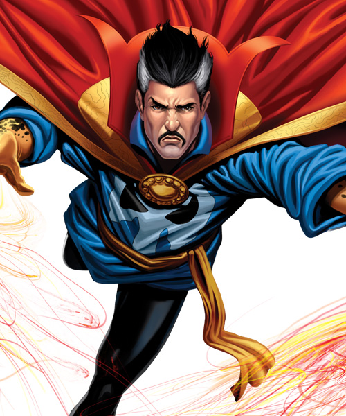 Doctor Strange Image Credit: Marvel Entertainment, LLC