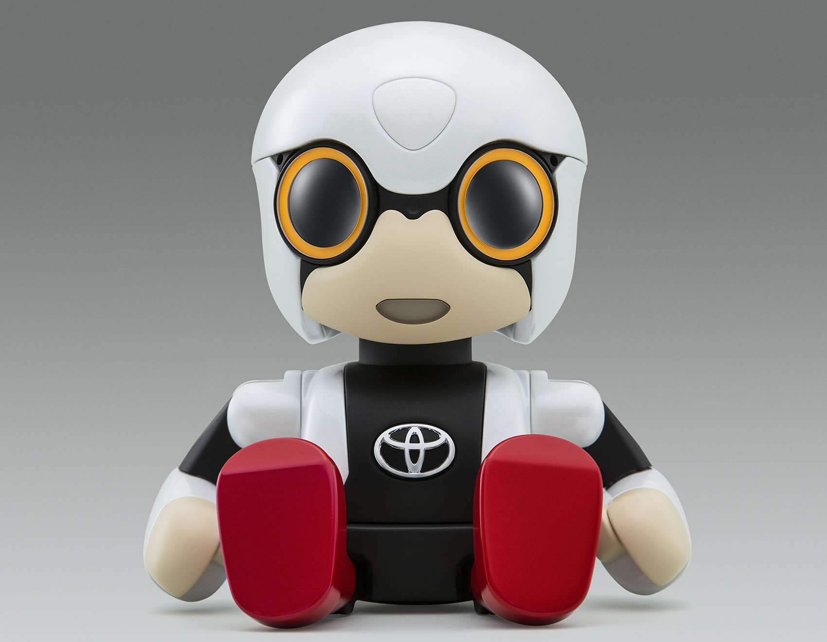 Bringing home the 'NOW' generation of Robotics - Toyota's Kirobo Mini - © 1995-2016 TOYOTA MOTOR CORPORATION. All Rights Reserved.
