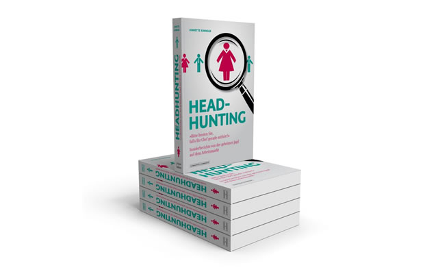 Conversations with a Headhunter - a career in pursuit with Annette Kinnear